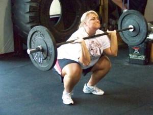 sherri-front-squat