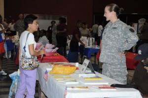 army dietitian
